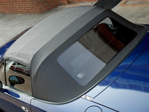Miata convertible top